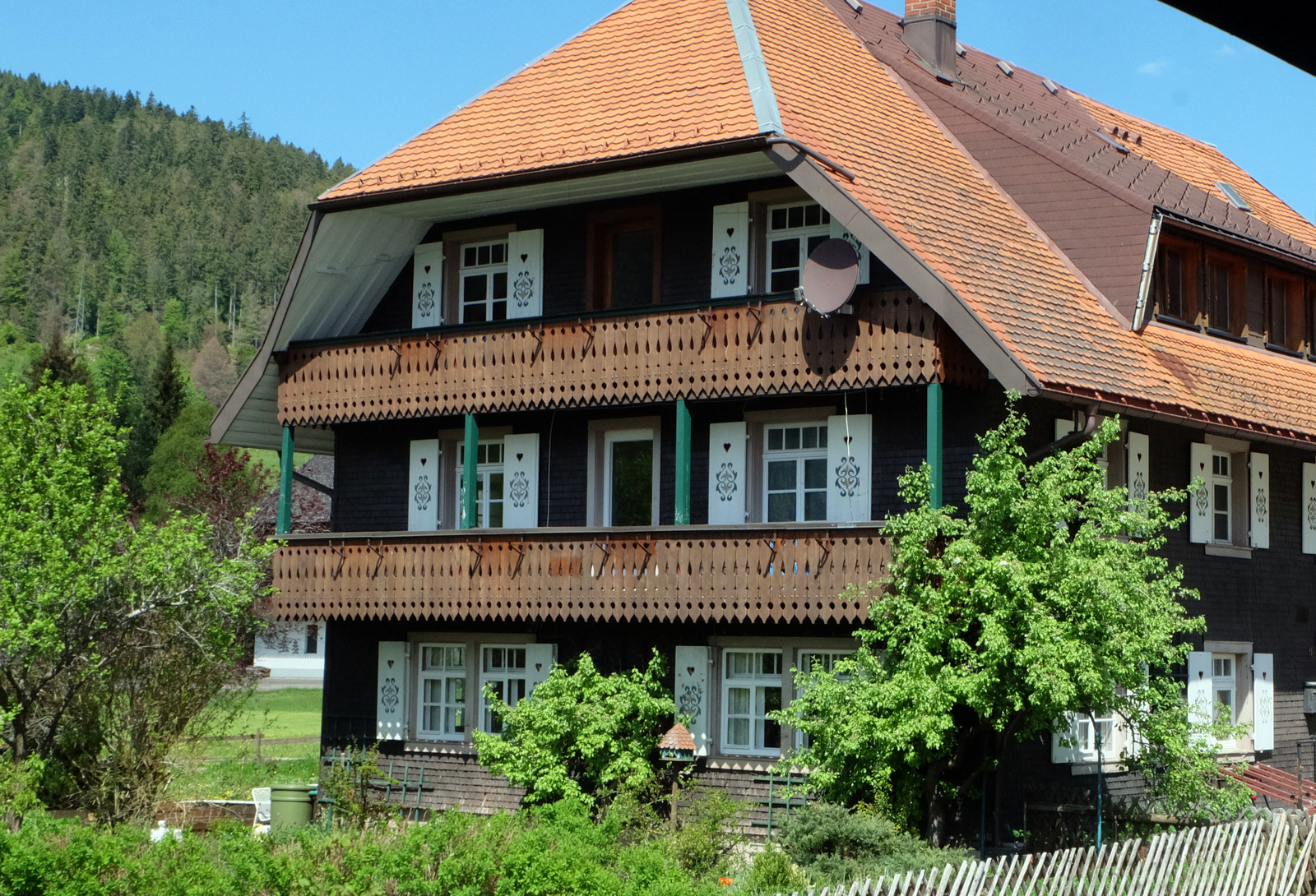 Das Rehbachhaus