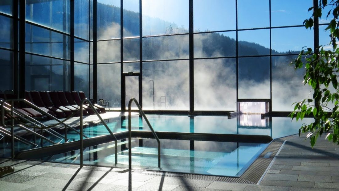 Ferienwohnung Schwarzwald Wellness Radon Revital Bad