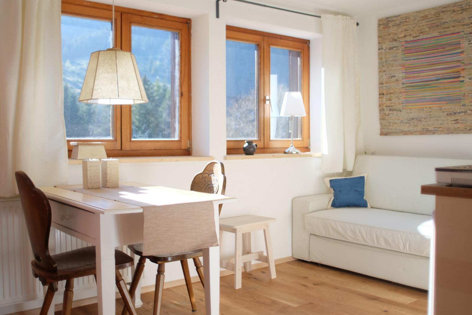 Ferienwohnung in Menzenschwand Studio Hochtal Steig