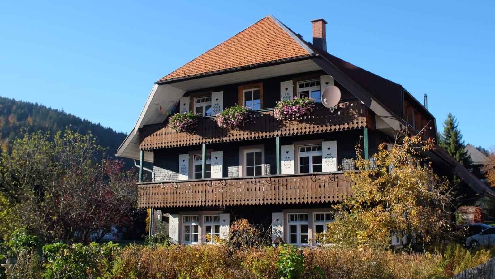 Ferienwohnung in menzenschwand urlaub im schwarzwald for Ferienwohnung im schwarzwald