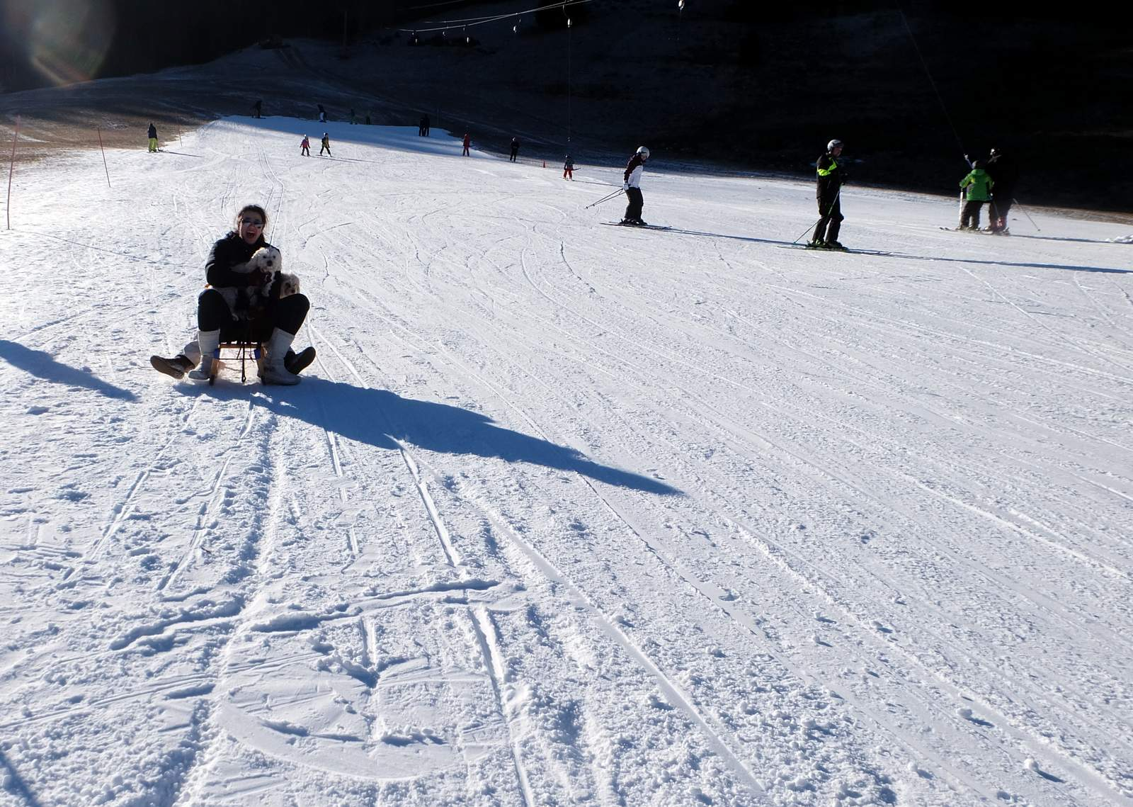Skiurlaub im Schwarzwald Rehbachlift