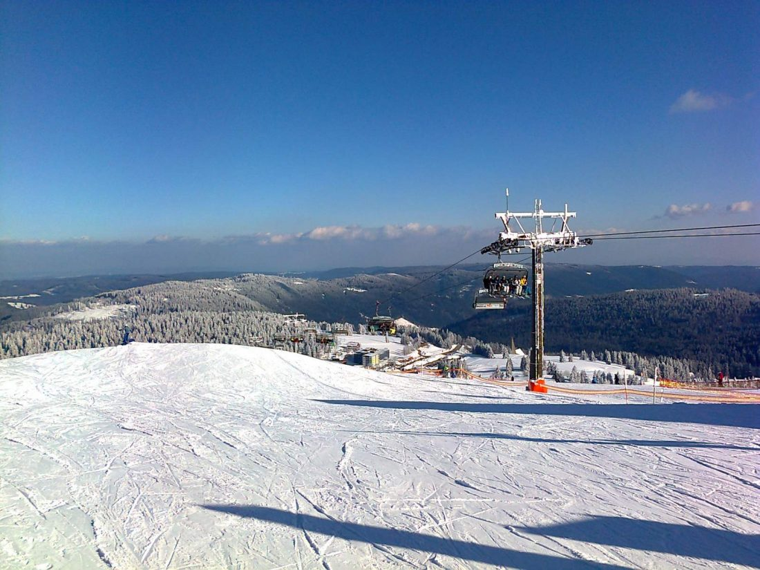 Skiurlaub im Schwarzwald
